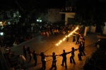 Greece, North Aegean, Fournoi. Local dance at Kambos square (main village). © Maro Kouri