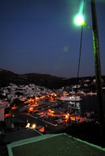 Greece, North Aegean, Kambos by night  © Maro Kouri
