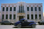 New Zealand, Napier,the coastal town, represents the most complete and significant group of Art Deco buildings in the world.