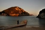 Moments of monasticim at Palaiokastritsa, Corfu, Eptanese, Greece  © Maro Kouri